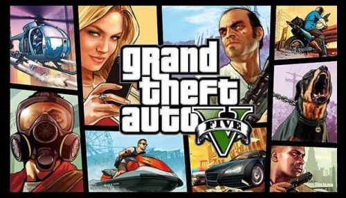 GTA V is one of the highest rated games of all time
