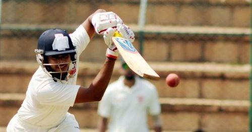 Shreyas Iyer made 178 against Baroda