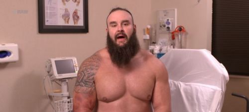 As per the latest rumours, Strowman may feature in his match against Constable Corbin at TLC