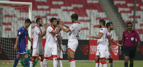 Bahrain have one player with European football experience
