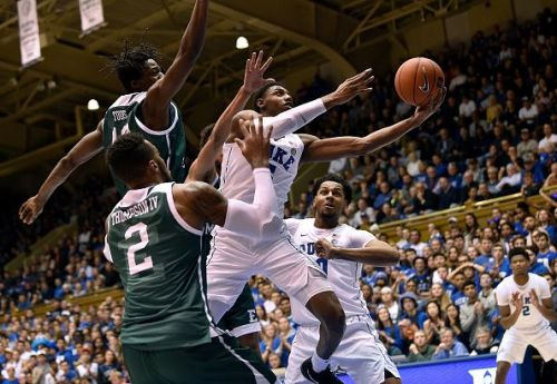 Eastern Michigan v Duke