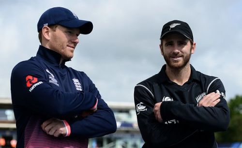 Eoin Morgan and Kane Williamson are among the best captains in world cricket