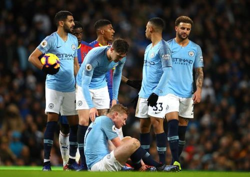Manchester City face a tricky opponent on oxing Day