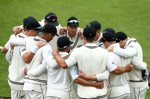 New Zealand v Sri Lanka - 2nd Test