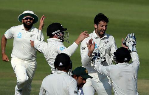 New Zealand v Pakistan - 3rd Test: Day Five