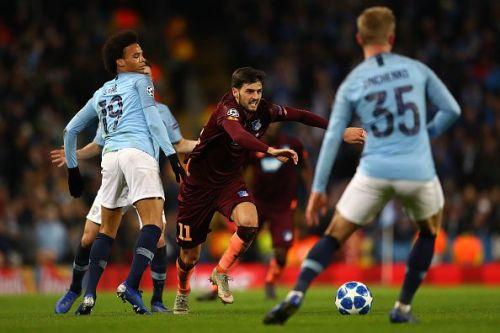 Manchester City v Hoffenheim - UEFA Champions League