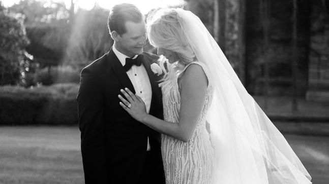Smith married hislong-time love, Dani Willis, on 5th of September this year