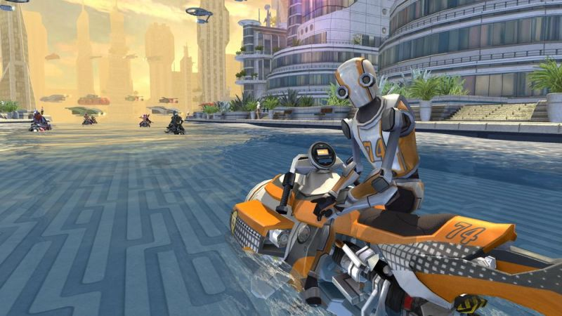 Image Courtesy: Riptide GP: Renegade/Vector Unit
