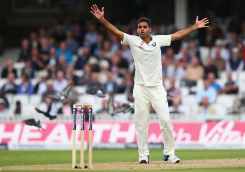 Bhuvneshwar would have provided much-needed variety to the Indian pace attack