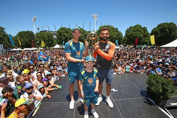 Young Schiller with Paine and Virat