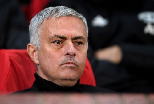 Mourinho's time at Manchester United is finally over