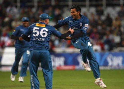 Deccan Chargers v Kolkata Knight Riders - IPL T20