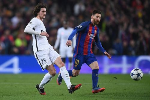 Will Adrien Rabiot line up alongside Messi at Barcelona?