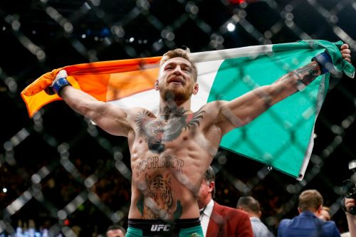 Conor McGregor defeated Chad Mendes in the main event