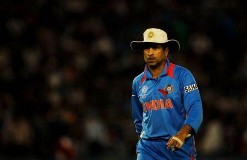 Sachin Tendulkar - valuable bowling option