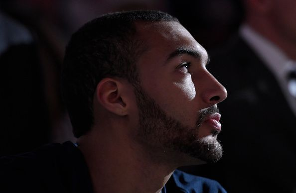 Rudy Gobert makes his way to this list