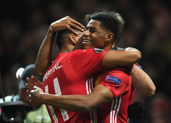 Martial and Rashford could be key to United getting a win