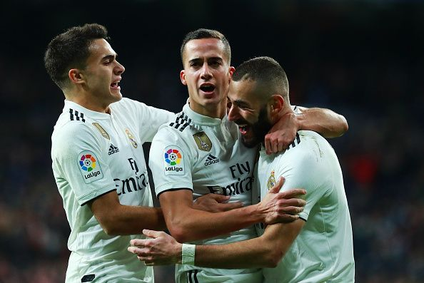 Real Madrid have started to find ground