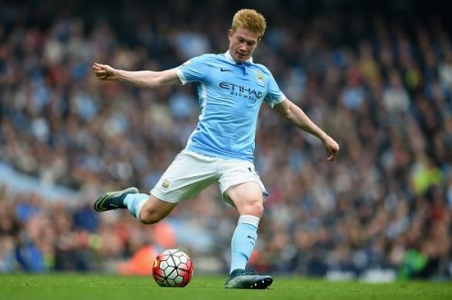 Ever since his arrival at the Etihad, De Brune has been a key figure in whatever success his club has accomplished