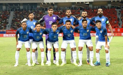 India's Starting XI for the friendly against China in October