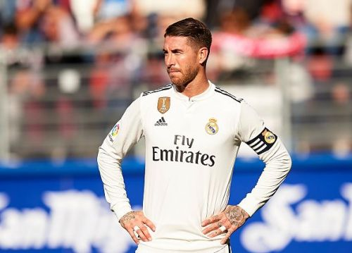 Real Madrid is on a decline