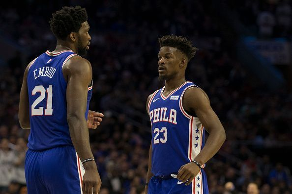 Embiid and Butler are the Sixers