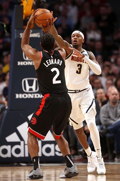 Toronto Raptors lose another game to the Denver Nuggets