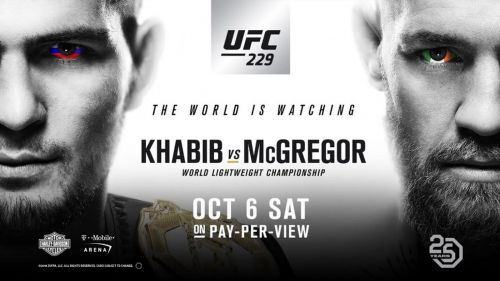 UFC 229 was the biggest show of 2018, but was it the best?