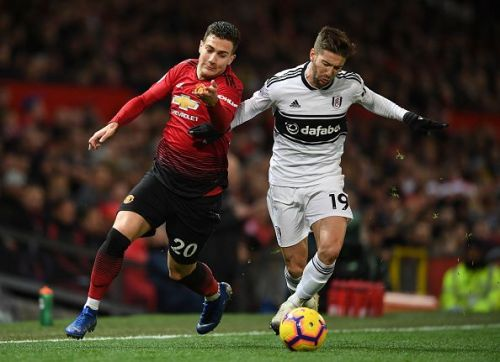Manchester United v Fulham FC - Premier League