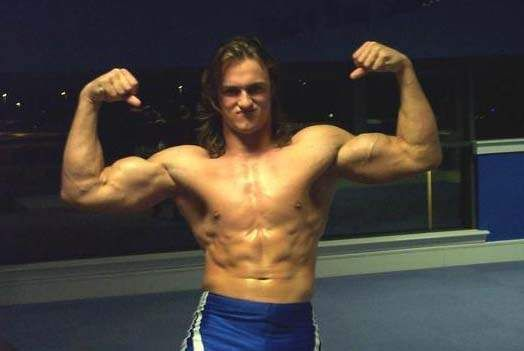 Drew started preparing for wrestling at a very young age of just 15 years old
