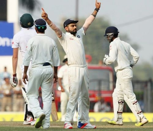 Can Kohli lead India to a series win in