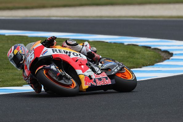 Dani Pedrosa never managed to win the MotoGP Championship