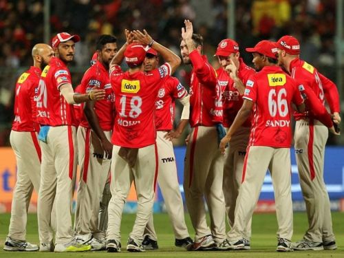 Kings XI Punjab have reached the IPL final on only one occasion