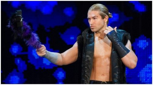 Tyler Breeze has been making appearances at NXT shows