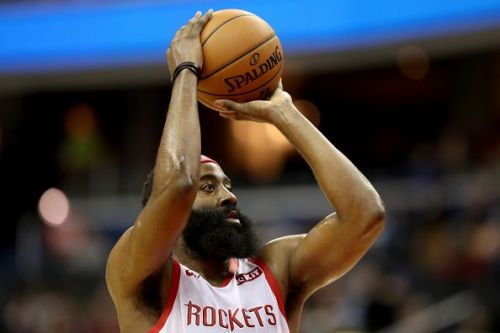 James Harden has performed incredibly this season