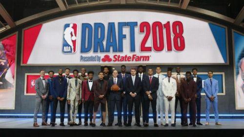 NBA 2018 Rookie class