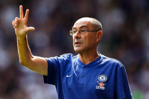 Maurizio Sarri wants is ready to make some waves in the winter transfer window