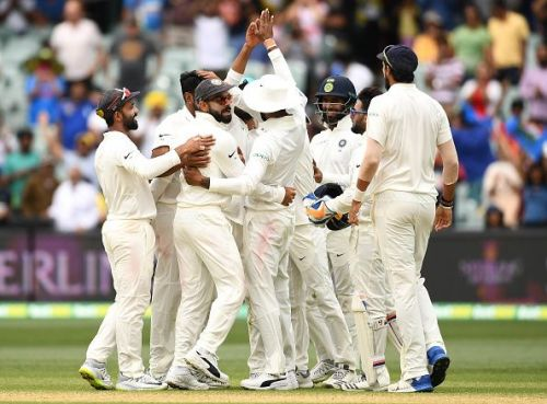India will be looking to keep the momentum going
