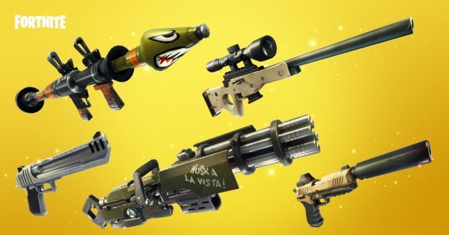 Fortnite News Epic Games Still Plans To Add Mythical Items