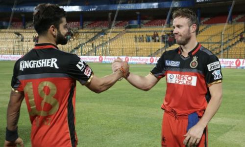 It is better to pass the baton to ABD this year
