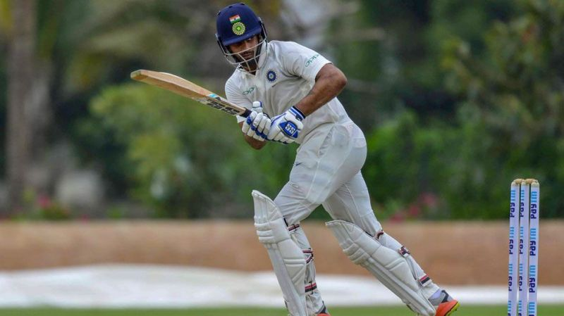 Hanuma Vihari is currently making a mark in the Indian Test side