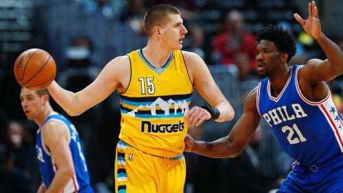 Jokic and Embiid are the two best examples of modern day bigs.