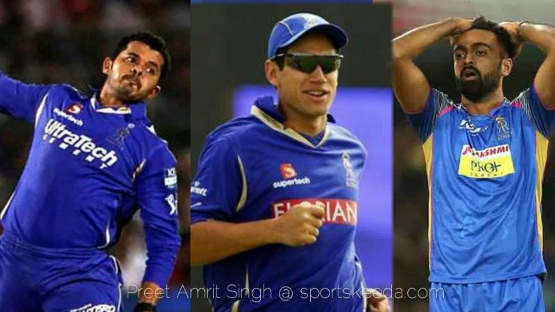 Rajasthan Royals made few surprising decisions during IPL auctions