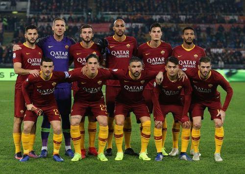 AS Roma have endured a tough start to the season