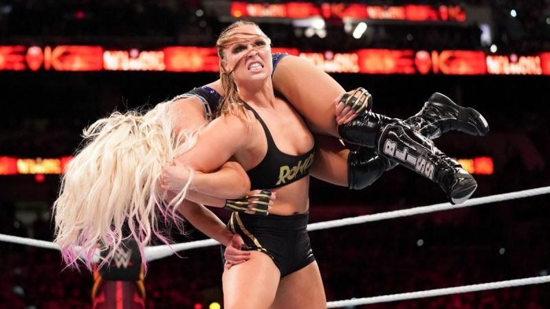 Ronda Rousey is one of the main reasons why Monday Night Raw is still the superior show!