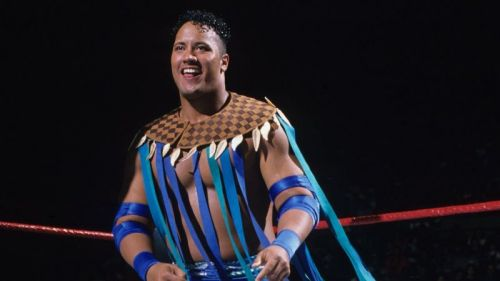 Rocky Maivia failed to connect with fans.