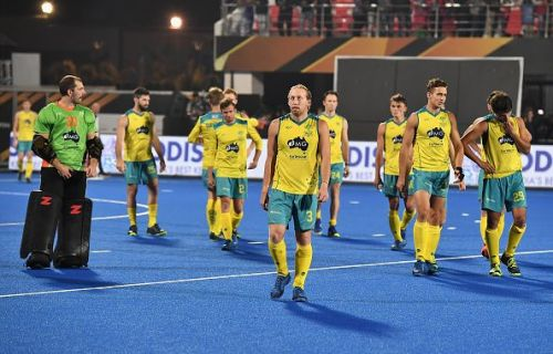 The wounded Aussies will aim for a consolation bronze