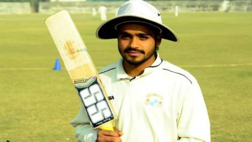 India's Under 19 captain Prabhsimran Singh