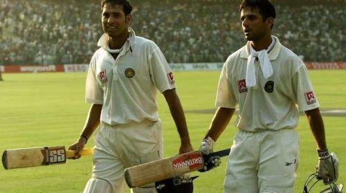 VVS Laxman and Rahul Dravid scored 335 runs on day 4 of the Kolkata Test