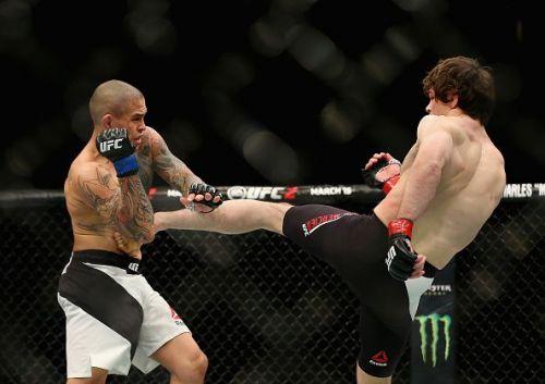 UFC Fight Night: Aubin-Mercier v Ferreira